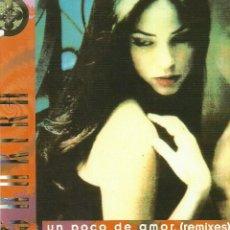 Discos de vinilo: SHAKIRA. UN POCO DE AMOR (REMIXES) (VINILO MAXI PROMO 1996). Lote 105674659