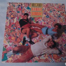 Discos de vinilo: MECANO. SINGLE HAWAII BOMBAY. Lote 105685591