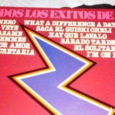 Discos de vinilo: TODOS LOS EXITOS DE HOY - AÑO 1976 - LP VOL. 5. Lote 105692771