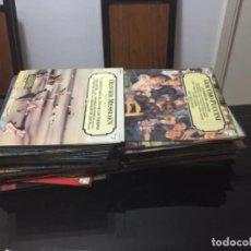 Discos de vinilo: MUSICA CLASICA LPS ENCICLOPEDIA SALVAT DE LOS GRANDES COMPOSITORES-100 DISCOS VINILO . Lote 105695883