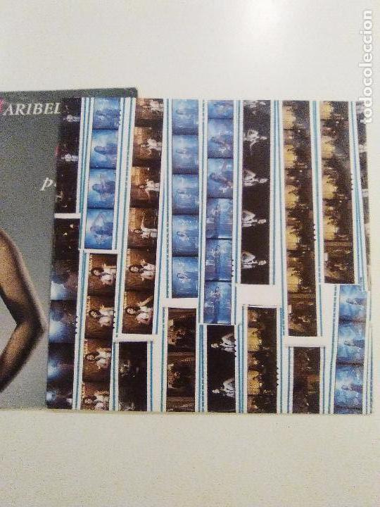 Discos de vinilo: MARIBEL VERDU Tres palabras ( 1993 MERCURY ESPAÑA ) RARISIMA EDICION ORIGINAL - Foto 5 - 105699171