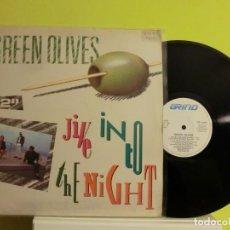 Discos de vinilo: GREEN OLIVES 1989 MAXI SINGLE,LOTE 302. Lote 105699575