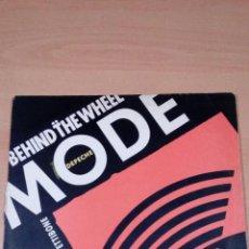 Discos de vinilo: DEPECHE MODE - BEHIND THE WHEEL - ROUTE 66 - BUEN ESTADO. Lote 105703063