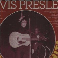 Discos de vinilo: ELVIS PRESLEY 20 ROCK HITS. Lote 105717351