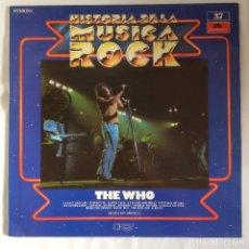Discos de vinilo: THE WHO– THE WHO. Lote 105722499