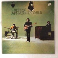 Discos de vinilo: APHRODITE'S CHILD ?– BEST OF APHRODITE'S CHILD. Lote 105722807