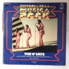 Discos de vinilo: THE O'JAYS ?– IDENTIFY YOURSELF. Lote 105723551