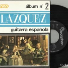 Discos de vinilo: MANUEL CUBEDO SINGLE GUITARRA ESPAÑOLA ASTURIAS - TANGO 1964. Lote 105734695