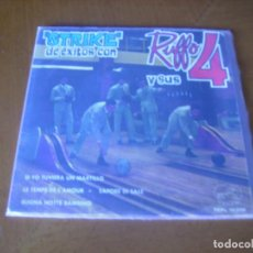 Discos de vinilo: EP : RUFFO Y SUS 4 : SPAIN . Lote 105739735