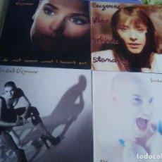Discos de vinilo: LOTE VINILOS SINEAD O ´CONNOR + SUZANNE VEGA.. Lote 105741215