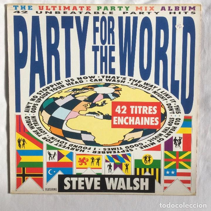 THE PARTY FAITHFUL – PARTY FOR THE WORLD (Música - Discos - LP Vinilo - Funk, Soul y Black Music)