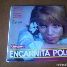 Discos de vinilo: EP : ENCARNITA POLO : 1000 HORAS + 3. Lote 105743007