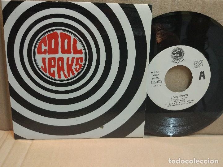 COOL JERKS EP SOUL TELLER + 3 TEMAS NUEVO (Música - Discos de Vinilo - EPs - Grupos Españoles de los 90 a la actualidad)