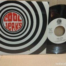 Discos de vinilo: COOL JERKS EP SOUL TELLER + 3 TEMAS NUEVO. Lote 105774527