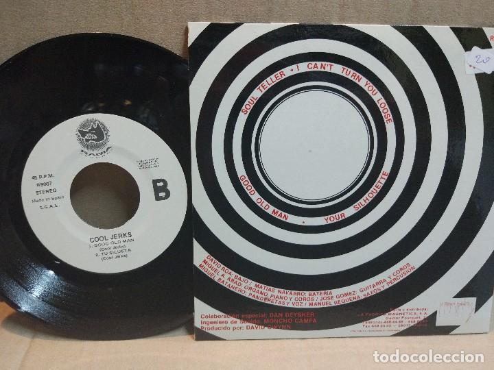 Discos de vinilo: COOL JERKS EP Soul teller + 3 temas Nuevo - Foto 2 - 105774527