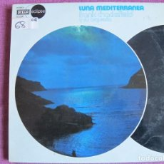 Discos de vinilo: LP - FRANK CHACKSFIELD - LUNA MEDITERRANEA8 (SPAIN, DECCA ECLIPSE 1977). Lote 105785611