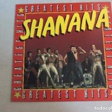 Discos de vinilo: SHANANA GREATEST HITS ED. HOLANDA. Lote 105793283