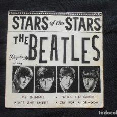 Discos de vinilo: THE BEATLES // MY BONNIE + 3 // PERGOLA - EDICION ESPECIAL CIRCULO DE LECTORES 1965. Lote 105802715