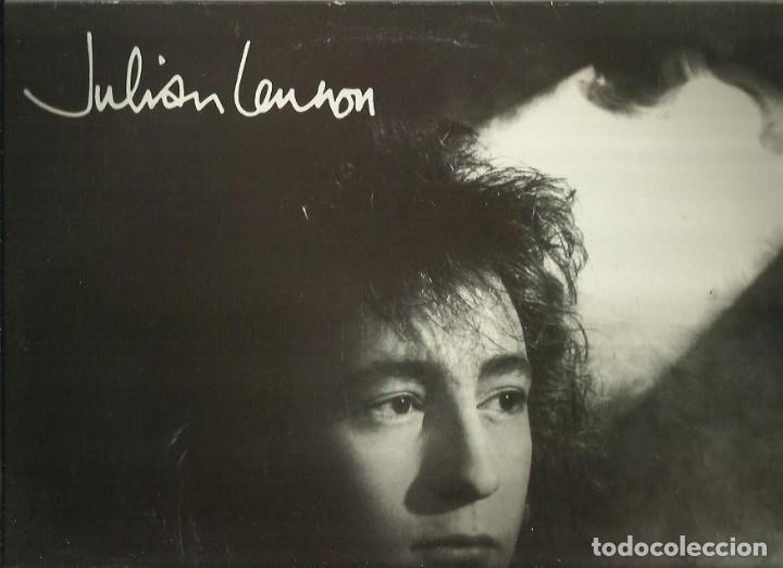 JULIAN LENNON. MAXI-SINGLE. SELLO CHARISMA. EDITADO EN ESPAÑA. AÑO 1986 (Música - Discos de Vinilo - Maxi Singles - Pop - Rock Extranjero de los 70)