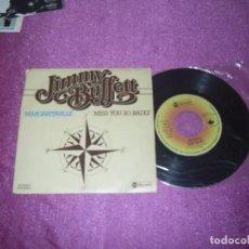 Discos de vinilo: JIMMY BUFFETT . MARGARITAVILLE 1977. Lote 105808591