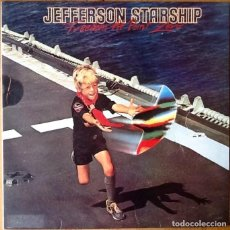 Discos de vinilo: JEFFERSON STARSHIP : FREEDOM AT POINT ZERO [ESP 1979]. Lote 105811275