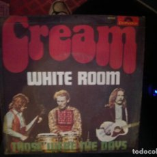 Discos de vinilo: CREAM- WHITE ROOM. Lote 105814447