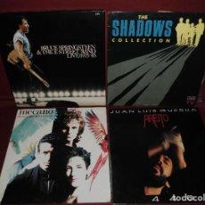 Discos de vinilo: LOTE 16 LPS ANTIGUOS. Lote 105820199