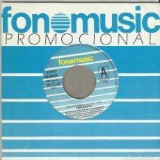 Discos de vinilo: LABORDETA SINGLE PROMOCIONAL ZARAJOTA BLUES + EH TU 1986. Lote 105822911