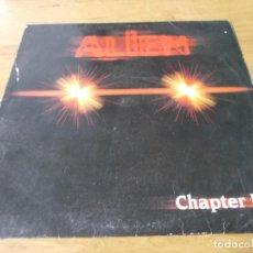 Discos de vinilo: ALIEN. CHAPTER I E.P.. Lote 105829247