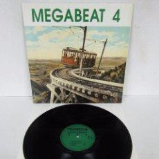 Discos de vinilo: MEGABEAT 4 RECORDS 1990 - FRAN GANI CORPORATION VALENCIA REF. 444 - LP 8 TEMAS. Lote 105846427