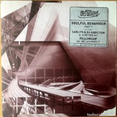 Discos de vinilo: CARLITO & DJ ADDICTION : A BETTER DAY [UK 2002]. Lote 105846767