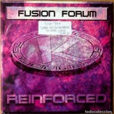 Discos de vinilo: FUSION FORUM : SUMMER MIST [UK 1998]. Lote 105848263