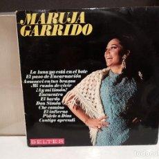 Discos de vinilo: MARUJA GARRIDO EN LP BUEN ESTADO VER FOTOS. Lote 105876435