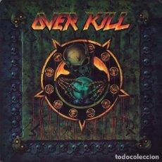 Discos de vinilo: OVERKILL HORRORSCOPE LP 1991 MEGAFORCE.... KREATOR SLAYER. Lote 105904523