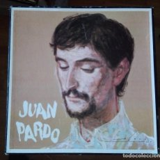Discos de vinilo: JUAN PARDO -BOX SET DISCOGRAFIA 1969-1971 - 1971 TRIPLE LP MUY RARO - LOS BRINCOS RELAMPAGOS. Lote 105905323