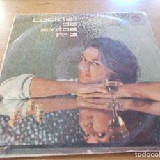 Disques de vinyle: COCKTAIL DE EXITOS Nº 3. Lote 105905707