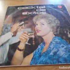 Disques de vinyle: COCKTAIL DE EXITOS . Lote 105905799