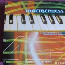 Discos de vinilo: LP - RONNIE ALDRICH AND HIS TWO PIANOS - TOGETHERNESS (DOBLE DISCO, SPAIN, DECCA 4 FASES 1974). Lote 105906247
