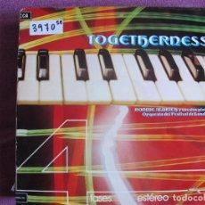 Discos de vinilo: LP - RONNIE ALDRICH AND HIS TWO PIANOS - TOGETHERNESS (DOBLE DISCO, SPAIN, DECCA 4 FASES 1974). Lote 105916631