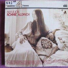 Discos de vinil: LP - RONNIE ALDRICH AND HIS TWO PIANOS - REFLEJOS (SPAIN, DECCA-4 FASES 1978). Lote 105918159