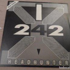Discos de vinilo: FRONT 242 - HEADHUNTER . Lote 105918647