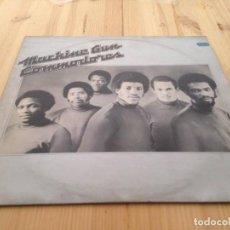 Discos de vinilo: COMMODORES -- MACHINE GUN -LP FUNK SOUL. Lote 105925043