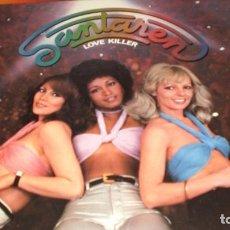 Discos de vinilo: SANTAREN - LOVE KILLER - 1978. Lote 105940627