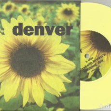 Discos de vinilo: DENVER SINGLE WORLD OF PAGES . Lote 105948399