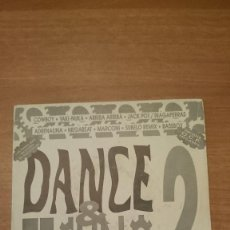 Discos de vinilo: DISCO DANCE TEANO - 2 MAXI VERSIONS. Lote 105953083