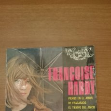 Discos de vinilo: DISCO FRANCOISE HARDY-. Lote 105953883