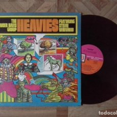 Discos de vinilo: THE SPENCER DAVIS GROUP - HEAVIES - LP USA 1969 - CARPETA VG+ VINILO VG+. Lote 105959667