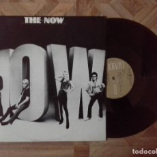 Discos de vinilo: THE NOW - IDEM - ÚNICO LP 1979 POWER POP BUENÍSIMO - CARPETA VG+ VINILO EX-. Lote 105961175
