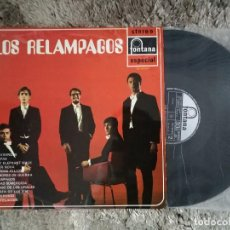 Discos de vinilo: LP - LOS RELÁMPAGOS - LOS RELÁMPAGOS (1969). Lote 105963315