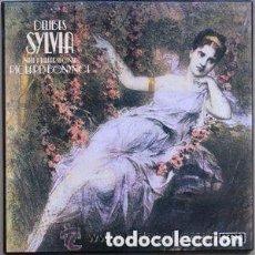 Discos de vinilo: DELIBES - SYLVIA - NEW PHILHARMONIA RICHARD BONYNGE - DOBLE LP DECCA 1975 - (EN CAJA PRECINTADA) . Lote 105968515